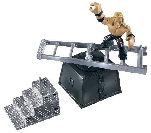 Buy Low Price Mattel WWE Rumblers Figure and Accessory 4 (B004CRTZ44)