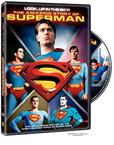 Look, Up in the Sky!: Amazing Story of Superman, The
