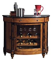 Big Sale Howard Miller 695-016 Merlot Valley Wine & Bar Console