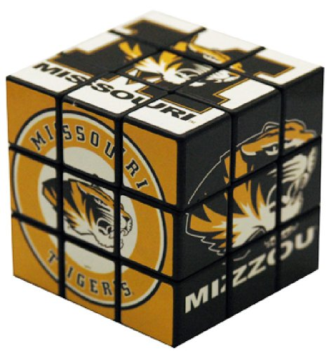 NCAA Missouri Tigers Toy Puzzle Cube - 1