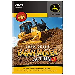 John Deere Earth Mover Action, Part 2