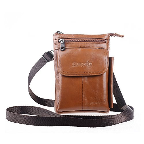 hengying-mens-genuine-leather-cross-body-shoulder-bag-waist-pack-for-hiking-climbing-cycling-traveli