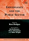 img - for Governance And the Public Sector (Corporate Governance in the New Global Economy Series) book / textbook / text book
