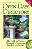 Buy open directory books - The Garden Conservancy\'s Open Days Directory: The Guide to Visiting Hundreds of America\'s Best Private Gardens, 2001 Edition