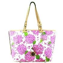 Dooney & Bourke Leisure Shopper, Pink/White