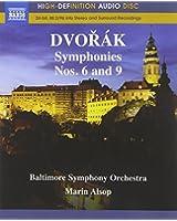 Symphonies N°6 & N°9 [Blu-ray]