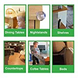 Child-Safety-Corner-Guards-By-Lebogner-Semi-Soft-And-Flexible-Design-Toddler-Edge-Protectors-For-Tables-And-More-Baby-Security-Cushion-Guards-8-Pack-With-Reusable-8-Extra-3M-Adhesive-Included