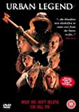 Urban Legend [DVD] [1999]