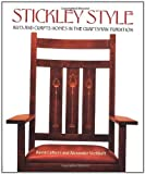 img - for Stickley Style: Arts and Crafts Homes in the Craftsman Tradition by Cathers, David (1999) Hardcover book / textbook / text book