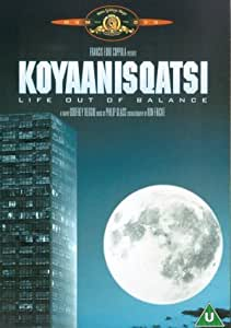 Koyaanisqatsi/powaqqatsi Bs [Import anglais]