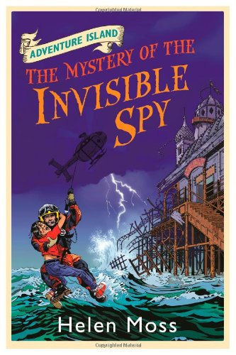 Adventure Island 10: The Mystery of the Invisible Spy
