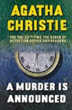 MISS MARPLE - A MURDER IS ANNOUNCED (0007208464) by AGATHA CHRISTIE