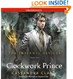 The Clockwork Prince (The Infernal Devices)