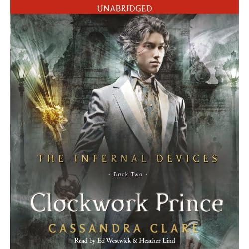 The Clockwork Prince Audiobook