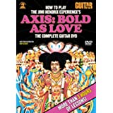 Guitar World -- How to Play the Jimi Hendrix Experiences Axis Bold As Love: The Complete Guitar DVD (DVD) [Import]by Jimi Hendrix