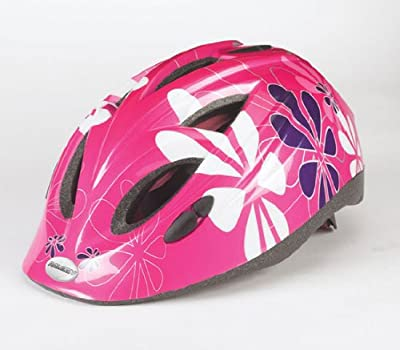Raleigh Rogue Kids / Childrens Girls Bike / Cycle LED Dial Fitting Helmet from Raleigh
