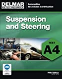 ASE Test Preparation - A4 Suspension and Steering (Automobile Certification Series) - 1111127069