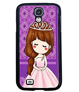 Printvisa 2D Printed Girly Designer back case cover for Samsung Galaxy S4 SM - I9505 - D4446