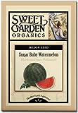 Sugar Baby Watermelon - Heirloom Seeds