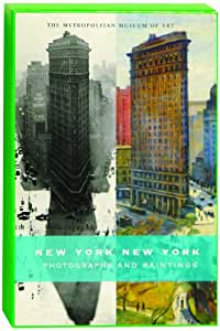 Metropolitan Museum of Art Boxed Note Cards, New York Photographs and Paintings (MN216)