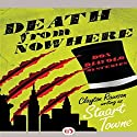 Death from Nowhere Audiobook by Clayton Rawson Narrated by Grover Gardner