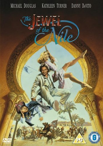 Jewel Of The Nile [DVD]