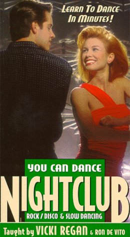 You Can Dance Nightclub - Rock/Disco & Slow Dancing [VHS]