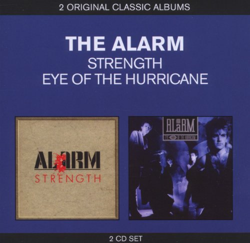 The Alarm - Classic Albums: Eye Of The Hurricane/strength - Zortam Music