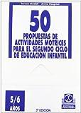 img - for 50 Propuestas de Actividades Motrices Para 5/6 Anos (Spanish Edition) book / textbook / text book
