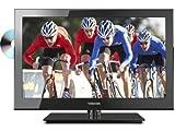 Toshiba 24V4210U 24-Inch 1080p 60Hz LED DVD Combo (Black)