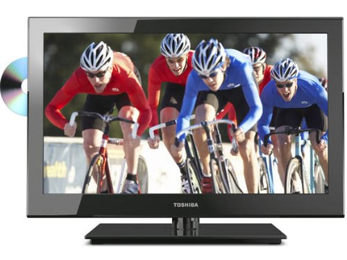 Review Of Toshiba 24V4210U 24-Inch 1080p 60Hz LED DVD Combo (Black)