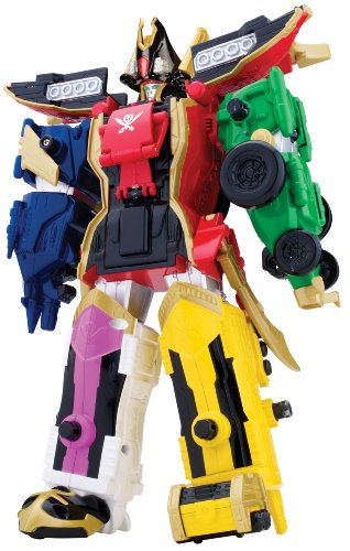 Power Rangers Super Megaforce - Legendary Megazord