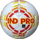 Indpro Unisex Newage Football 5 Orange Yellow