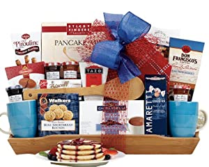 Wine Country Gift Baskets Breakfast for Two