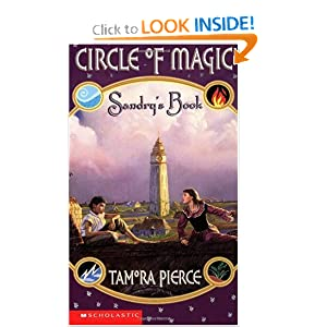 Sandry's Book (Circle of Magic, Book 1) (No. 2)