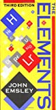 The Elements (Oxford Chemistry Guides) (019855818X) by Emsley, John