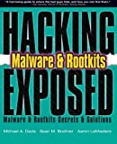 img - for Hacking Exposed: Malware & Rootkits Secrets & Solutions by Michael A. Davis (2009-10-14) book / textbook / text book