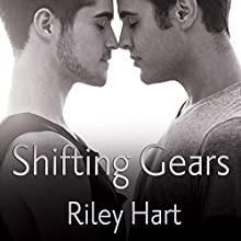 Shifting Gears: Crossroads, Book 2 Audiobook by Riley Hart Narrated by Sean Crisden