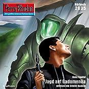Jagd auf Gadomenäa (Perry Rhodan 2635) | Hans Kneifel