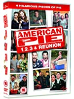 American Pie/ American Pie 2/ American Pie - The Wedding/ American Pie: Reunion [DVD]
