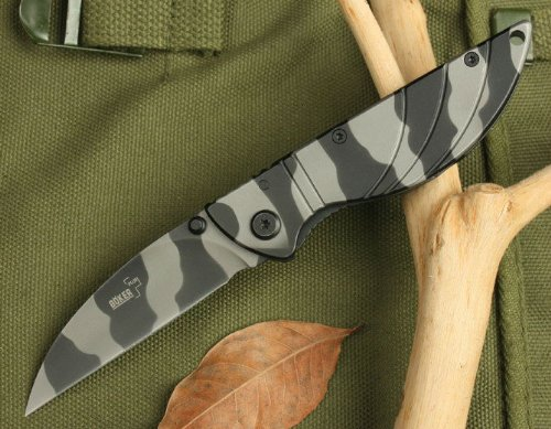 Automatic Folding Knives