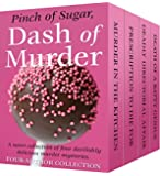 Cozy Murder Mystery Collection: Pinch of Sugar, Dash of Murder! A Multi-Author Anthology (Cozy Romance and Mystery)