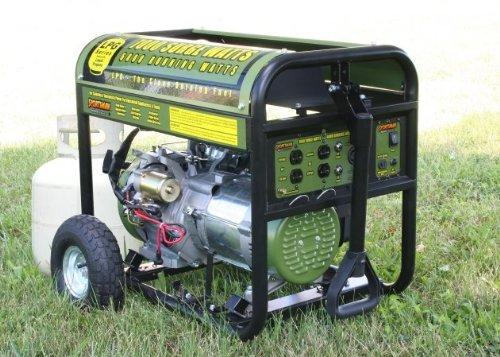 Sportsman GEN7000LPC 7000 Watt  LP Generator
