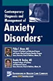 img - for Contemporary Diagnosis and Management of Anxiety Disorders by Philip T. Ninan MD (2006-05-19) book / textbook / text book