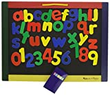 Melissa & Doug Magnetic Chalk and Dry-Erase Board