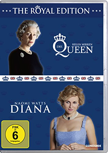 The Royal Edition - Die Queen / Diana [2 DVDs]