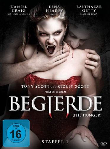 Begierde - The Hunger [4 DVDs]