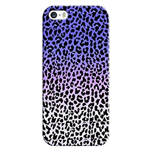 EYP Cheetah Leopard Print Back Cover Case for Apple iPhone 5S