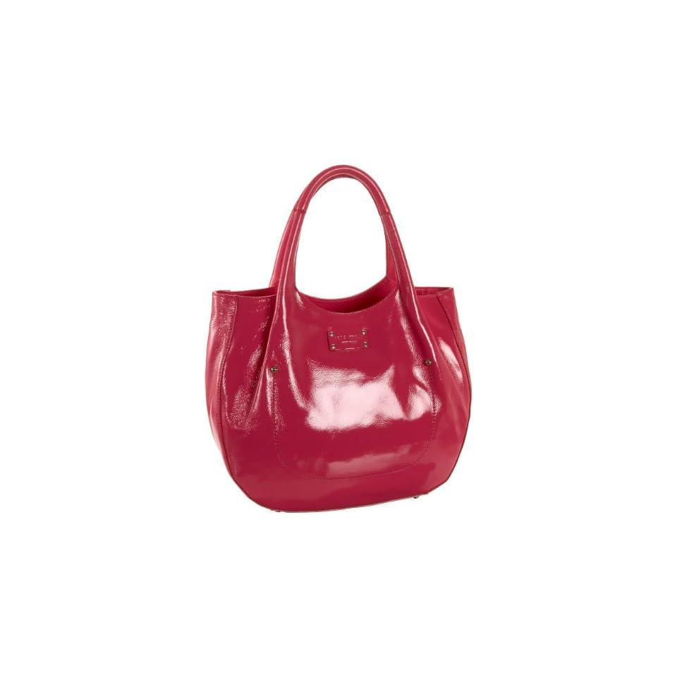 Kate Spade Darien Gloss Stevie Satchel   designer shoes, handbags