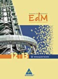 Elemente der Mathematik für wirtschaftliche Gymnasien: Elemente der Mathematik für berufliche Gymnasien - Ausgabe 2010 für Nordrhein-Westfalen: Gesamtband 12 / 13 Schwerpunkt Technik